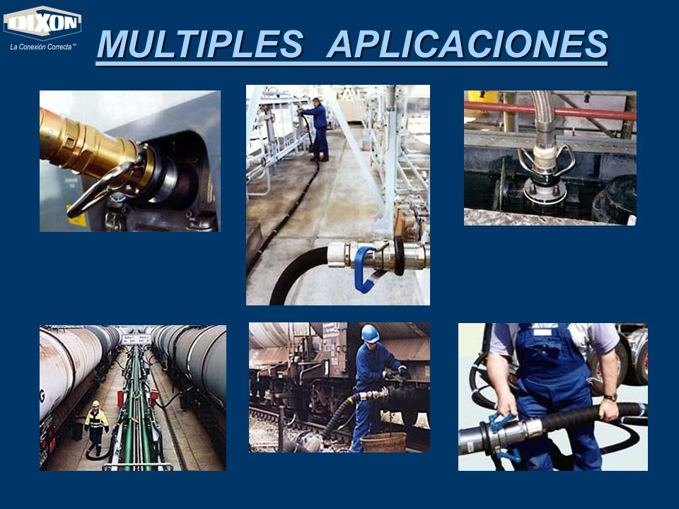 MULTIPLES APLICACIONES