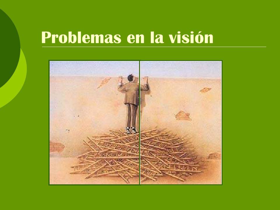 Problemas en la visión