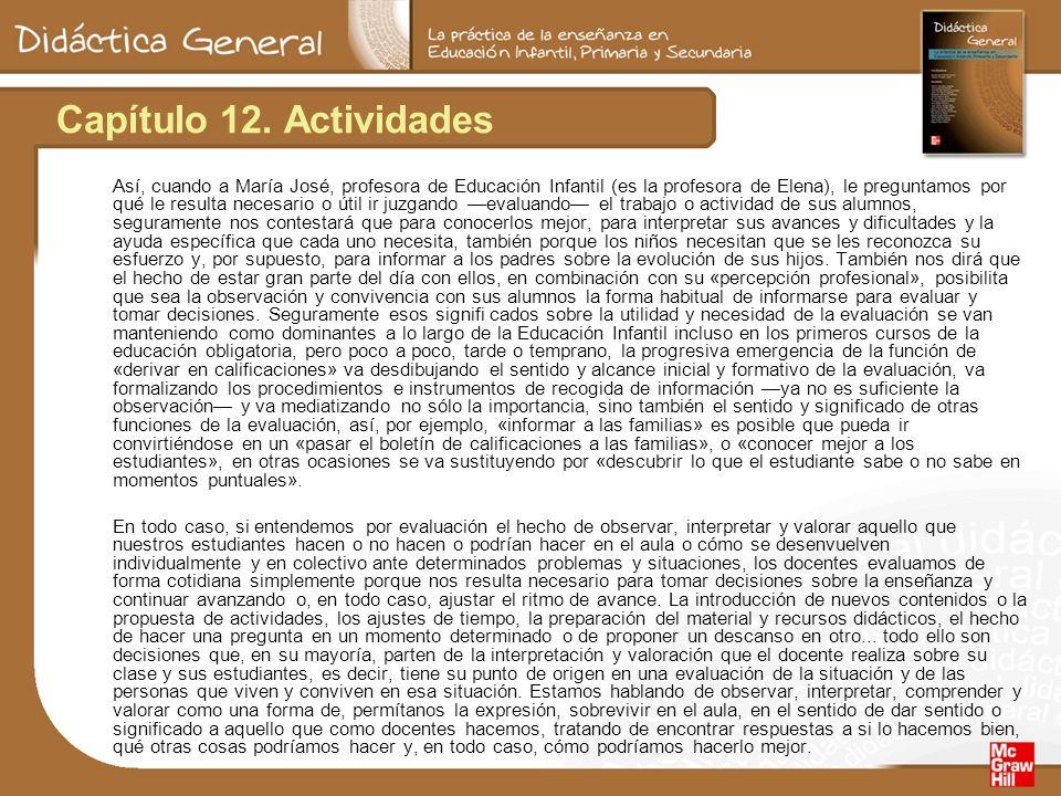 Capítulo 12. Actividades