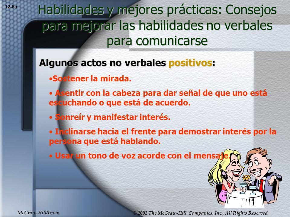 Habilidades y mejores prácticas: Consejos para mejorar las habilidades no verbales para comunicarse