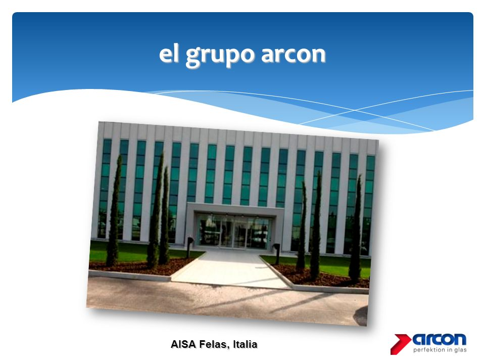 el grupo arcon AISA Felas, Italia