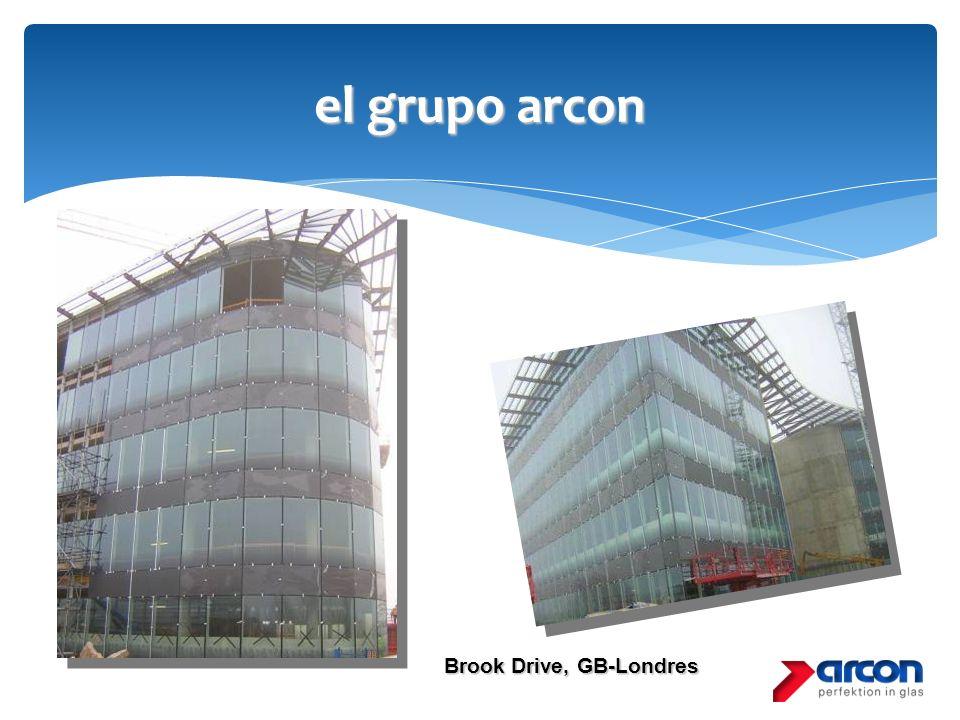 el grupo arcon Brook Drive, GB-Londres