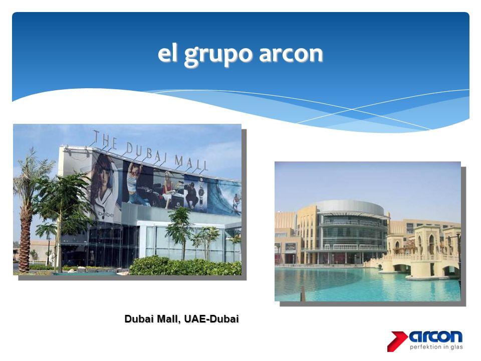 el grupo arcon Dubai Mall, UAE-Dubai