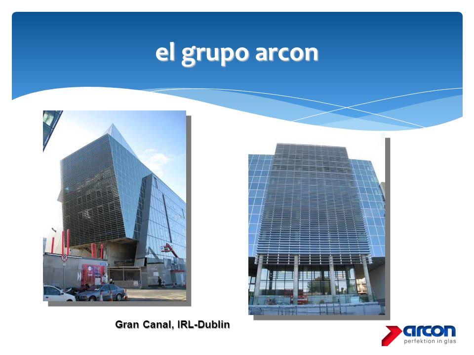 el grupo arcon Gran Canal, IRL-Dublin