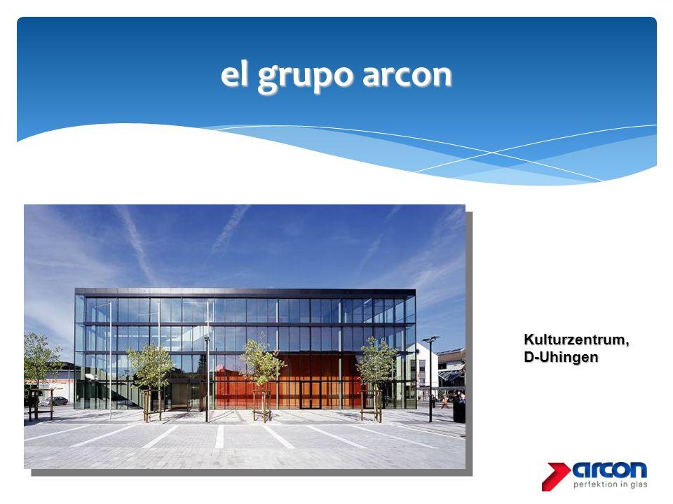 el grupo arcon Kulturzentrum, D-Uhingen