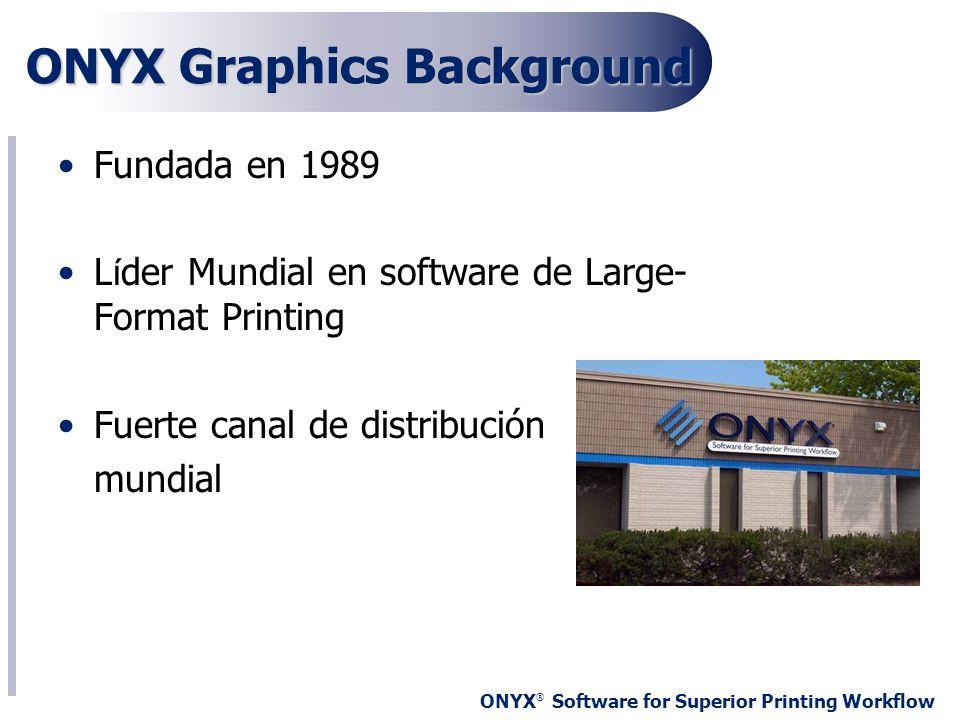 ONYX Graphics Background