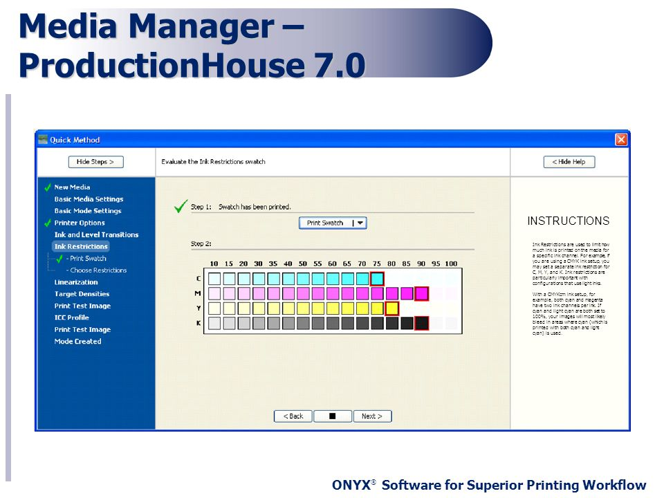 Media Manager – ProductionHouse 7.0