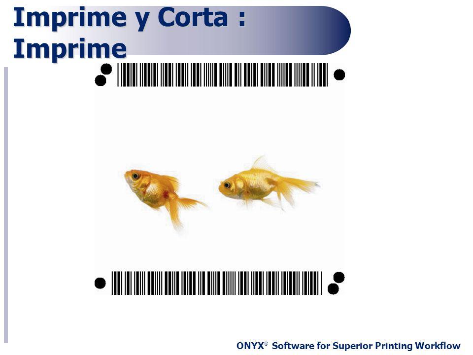 Imprime y Corta : Imprime