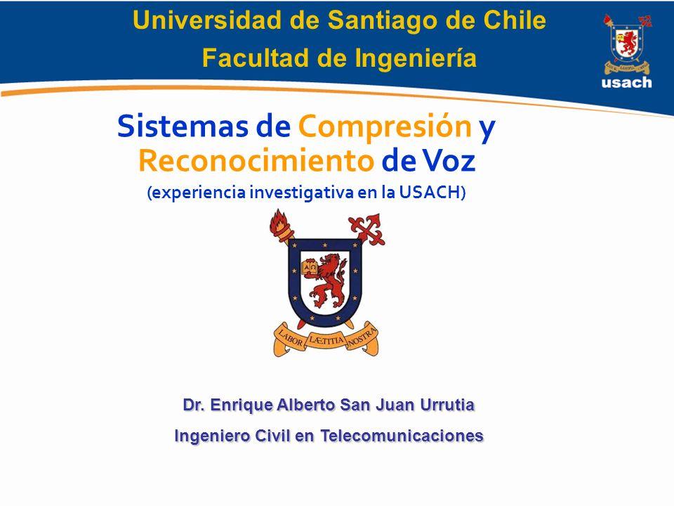 Universidad de Santiago de Chile Facultad de Ingeniería