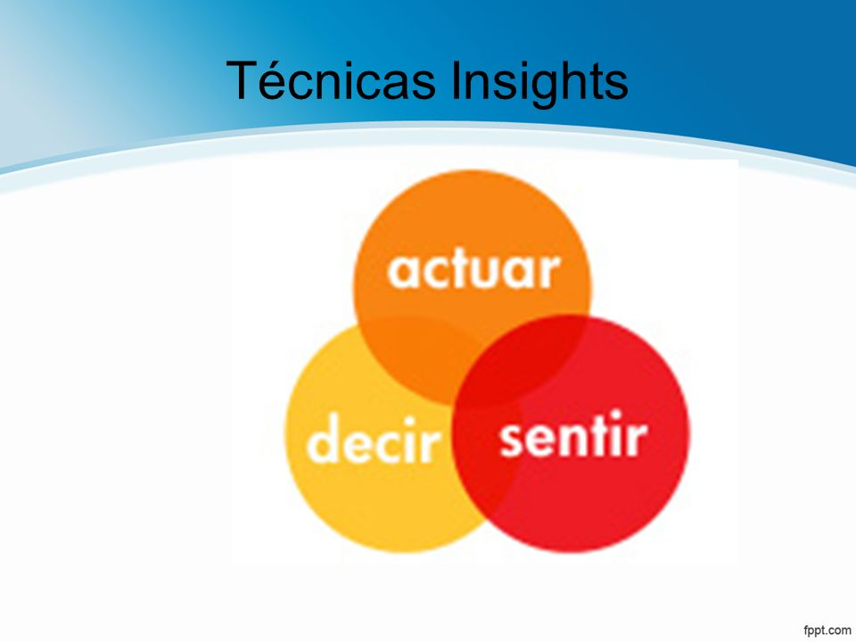 Técnicas Insights