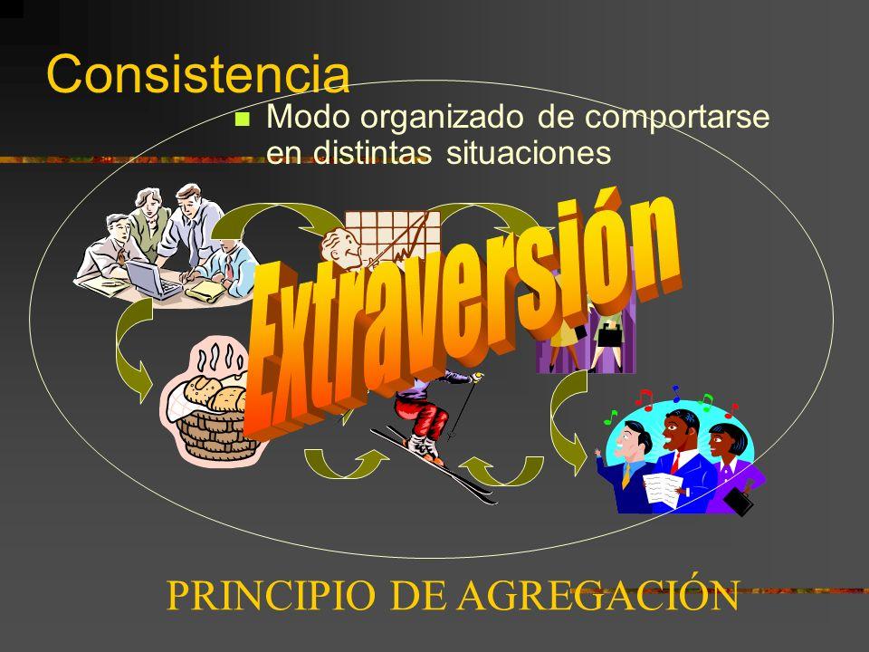 PRINCIPIO DE AGREGACIÓN