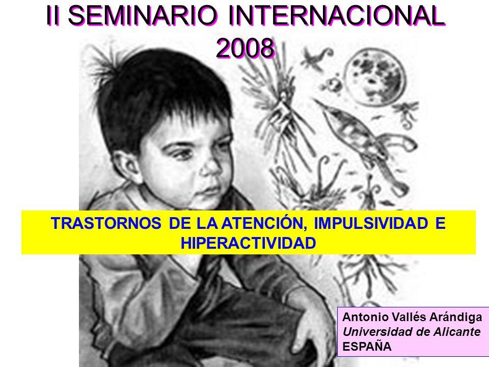 II SEMINARIO INTERNACIONAL 2008