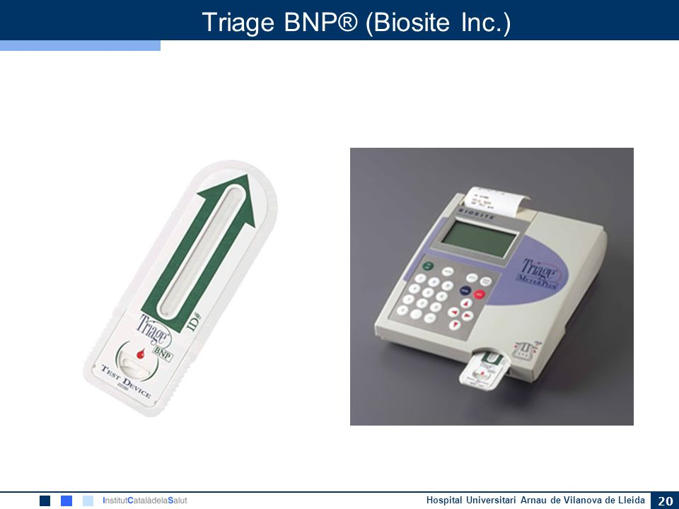 Triage BNP® (Biosite Inc.)