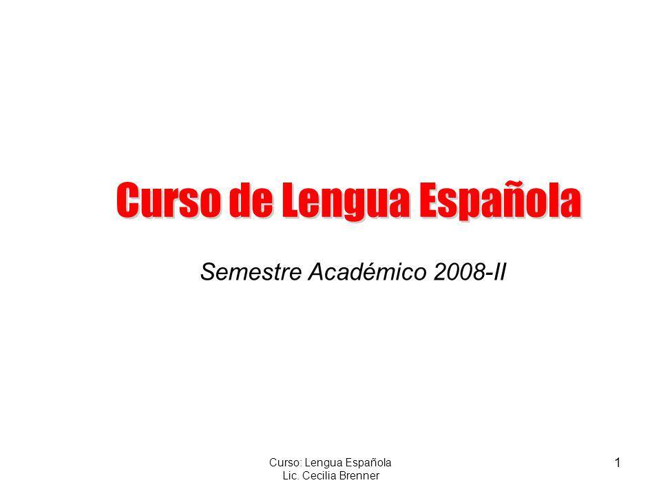 Semestre Académico 2008-II