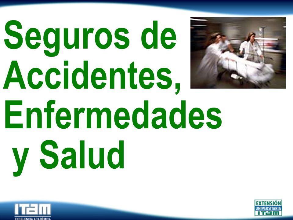Seguros de Accidentes, Enfermedades y Salud