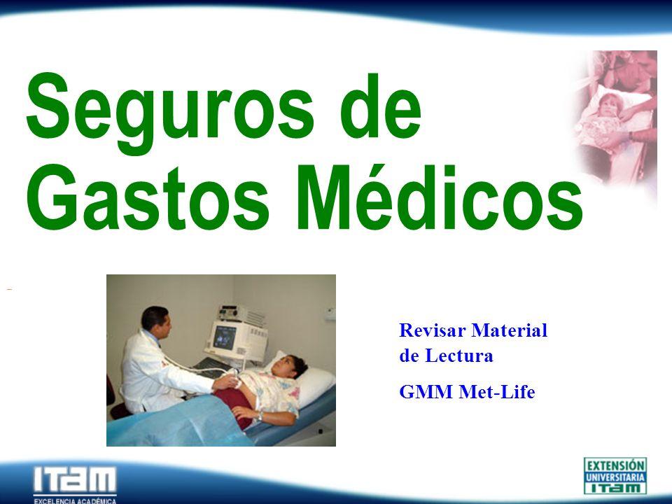 Seguros de Gastos Médicos
