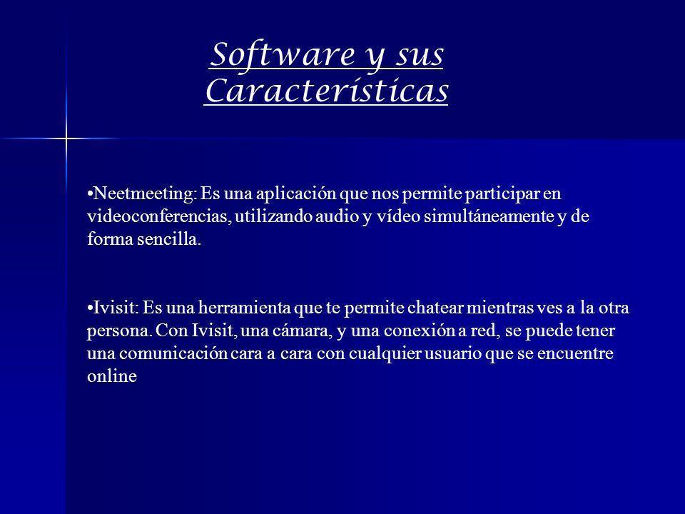 Software y sus Características