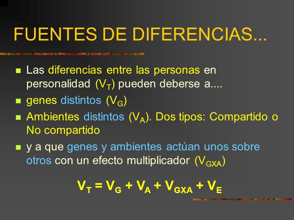 FUENTES DE DIFERENCIAS...