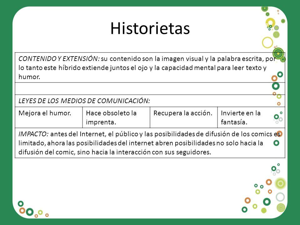Historietas