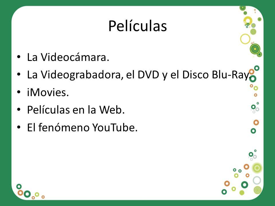 Películas La Videocámara.