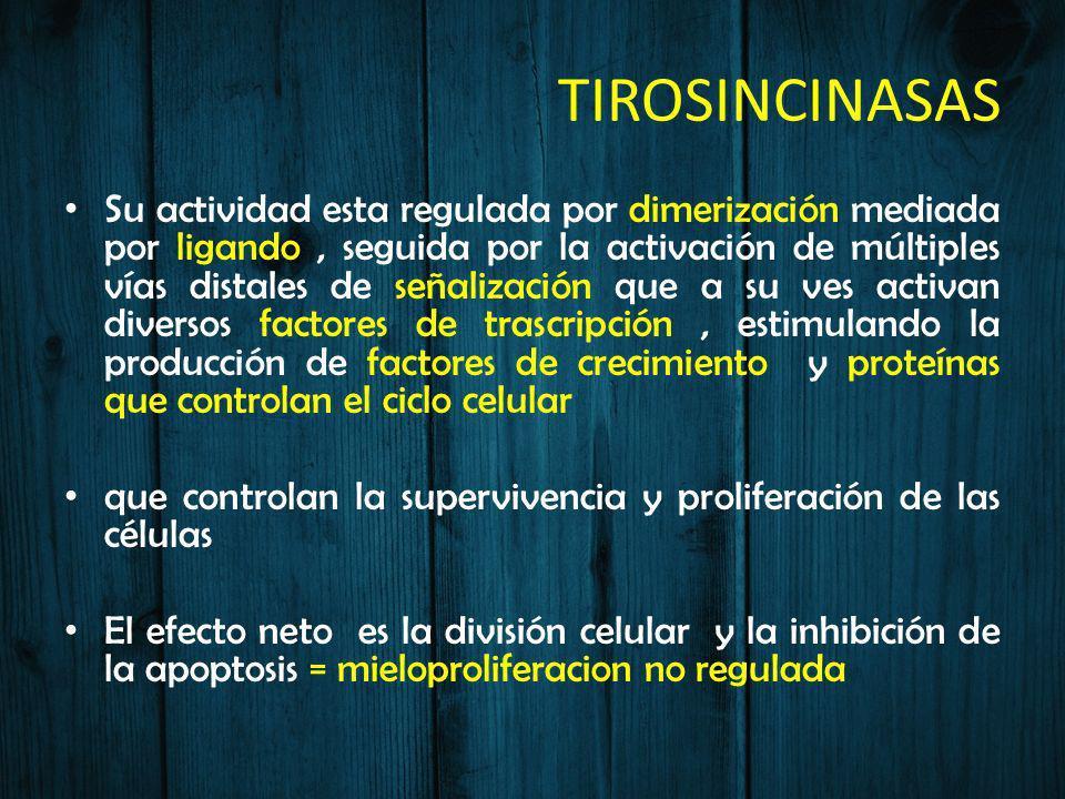 TIROSINCINASAS