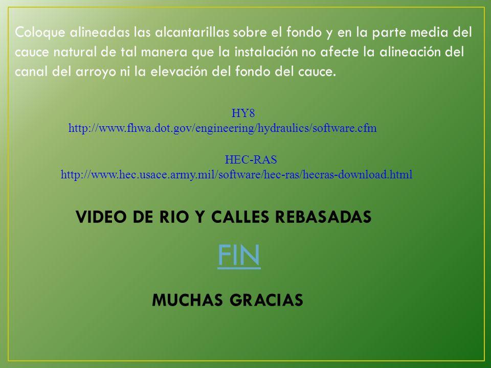FIN VIDEO DE RIO Y CALLES REBASADAS MUCHAS GRACIAS HY8