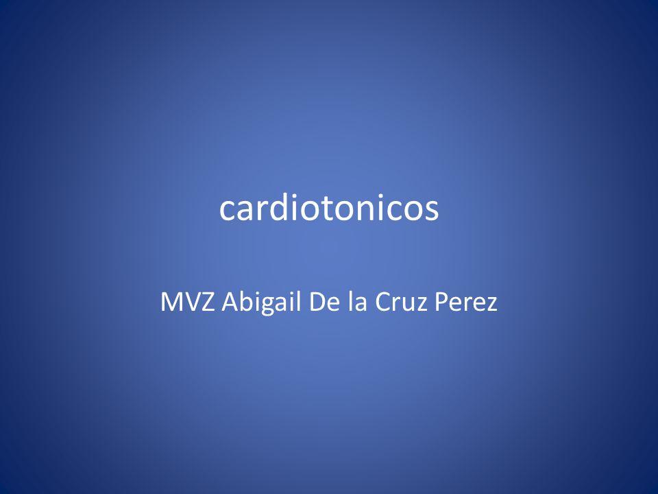 MVZ Abigail De la Cruz Perez