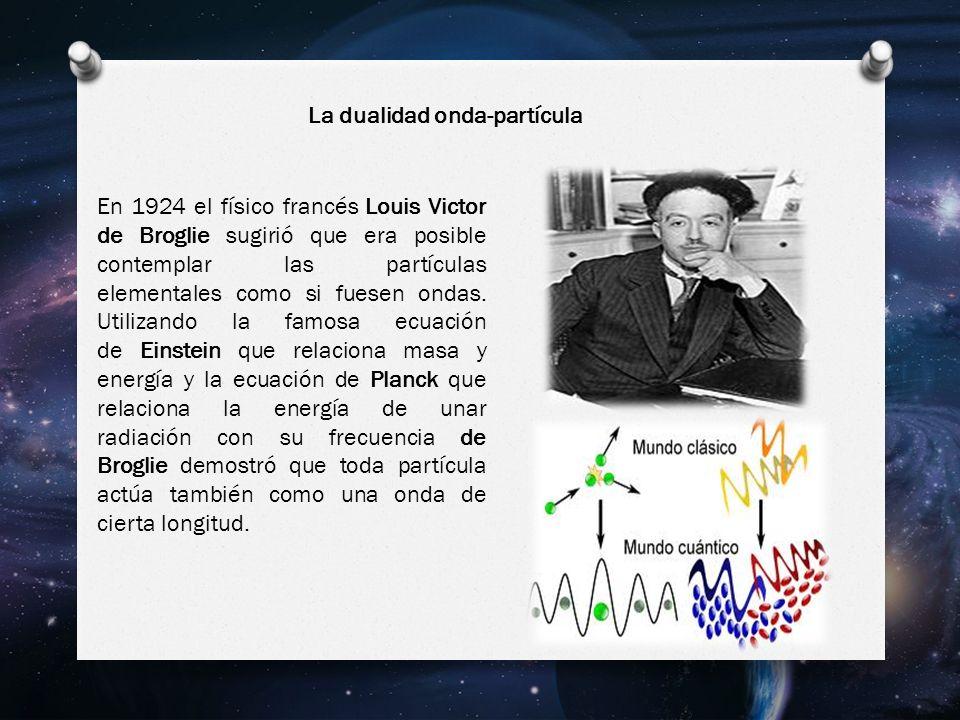 La dualidad onda-partícula