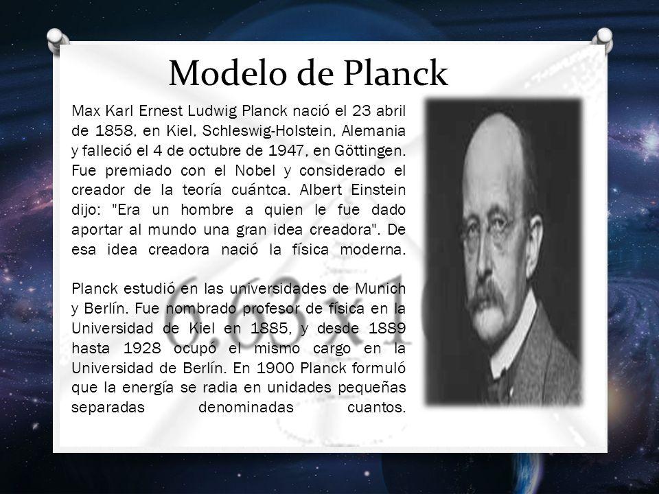 Modelo de Planck