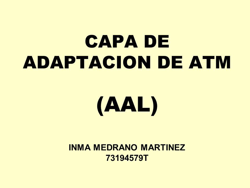 CAPA DE ADAPTACION DE ATM (AAL) INMA MEDRANO MARTINEZ 73194579T
