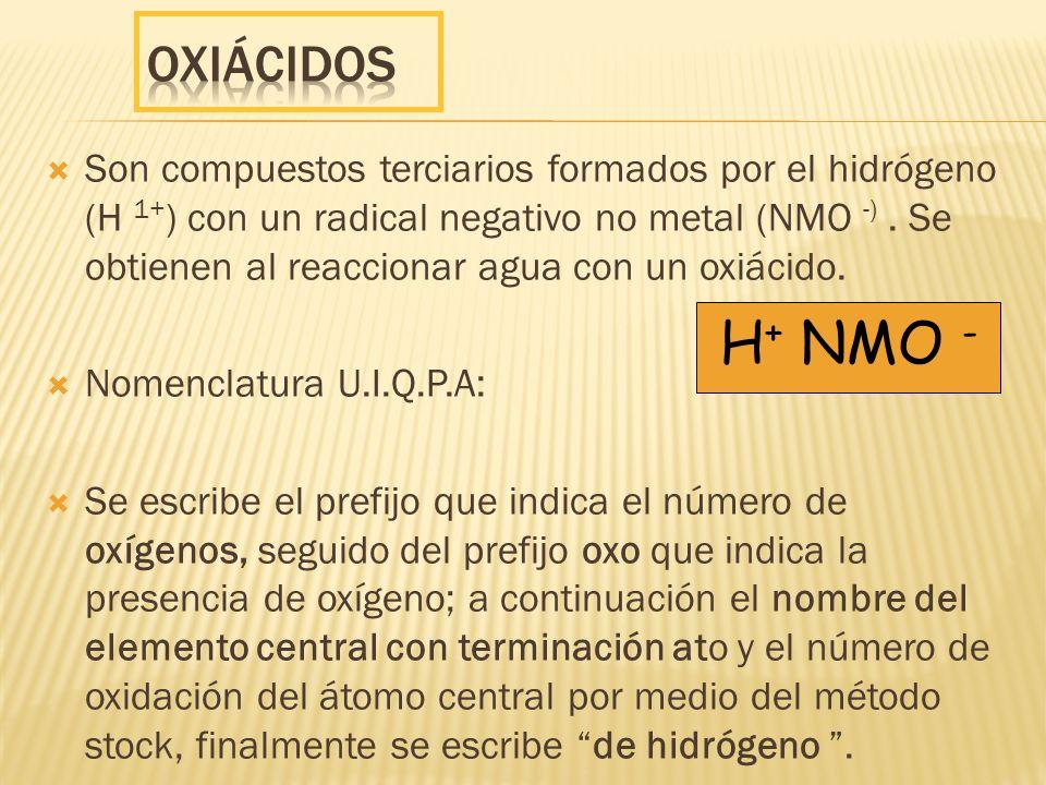 oxiácidos