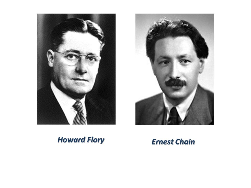 Howard Flory Ernest Chain