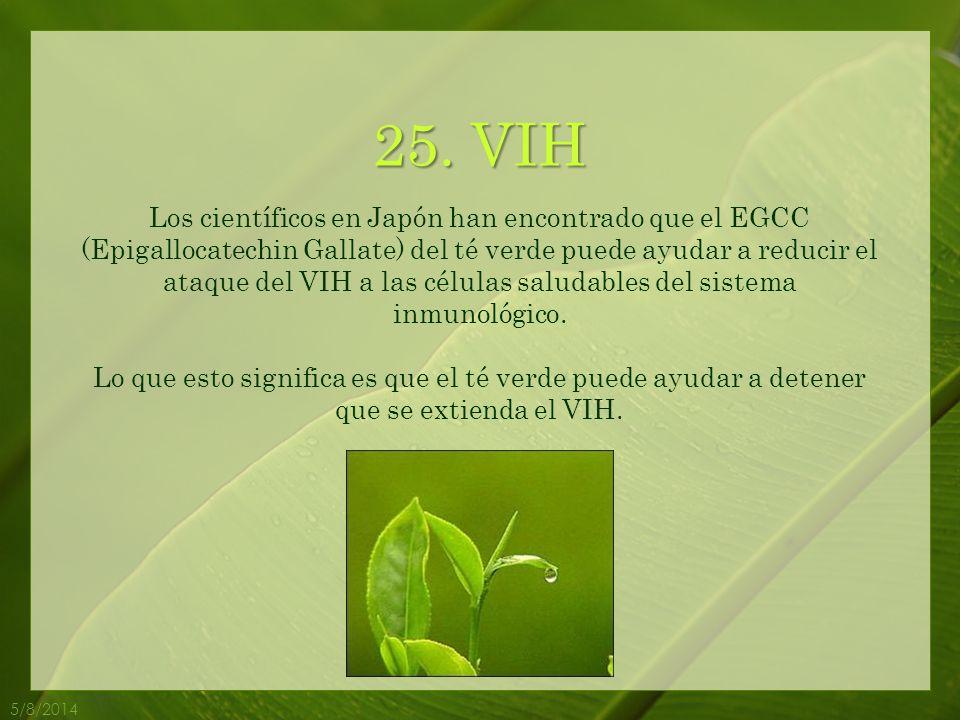 25. VIH