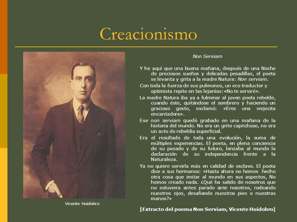 Creacionismo Non Serviam