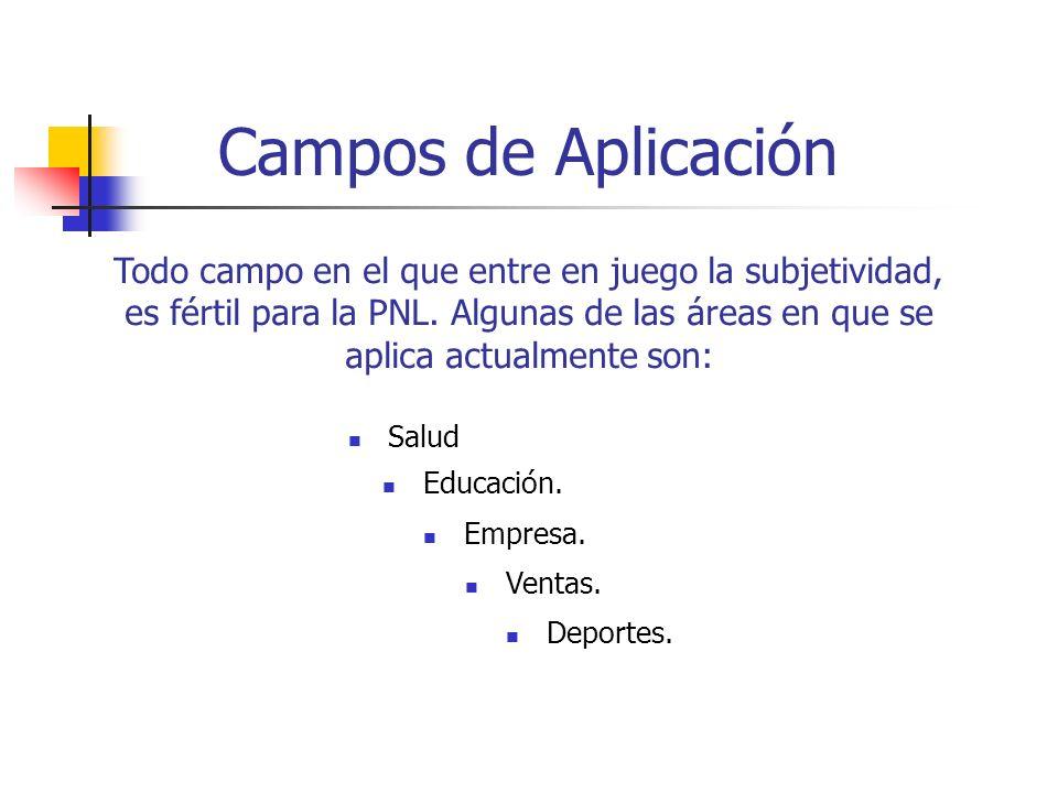 Campos de Aplicación