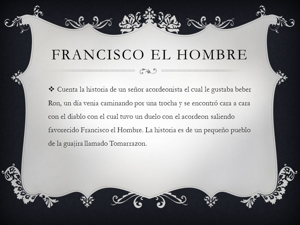 Francisco el Hombre