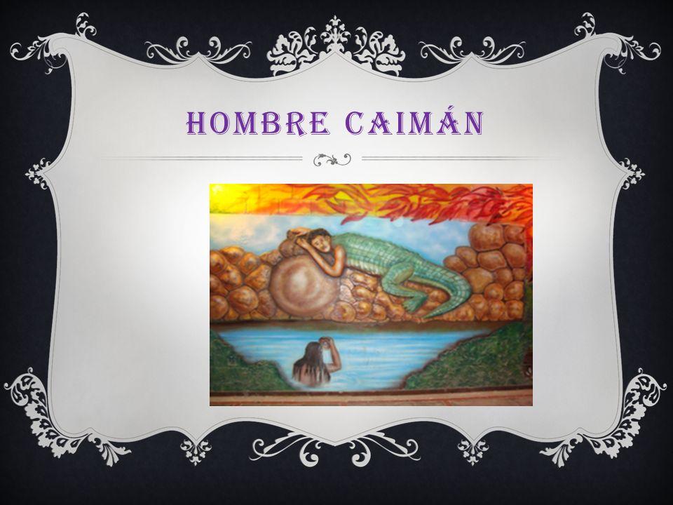Hombre Caimán