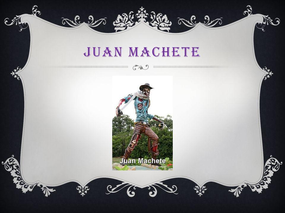 Juan machete