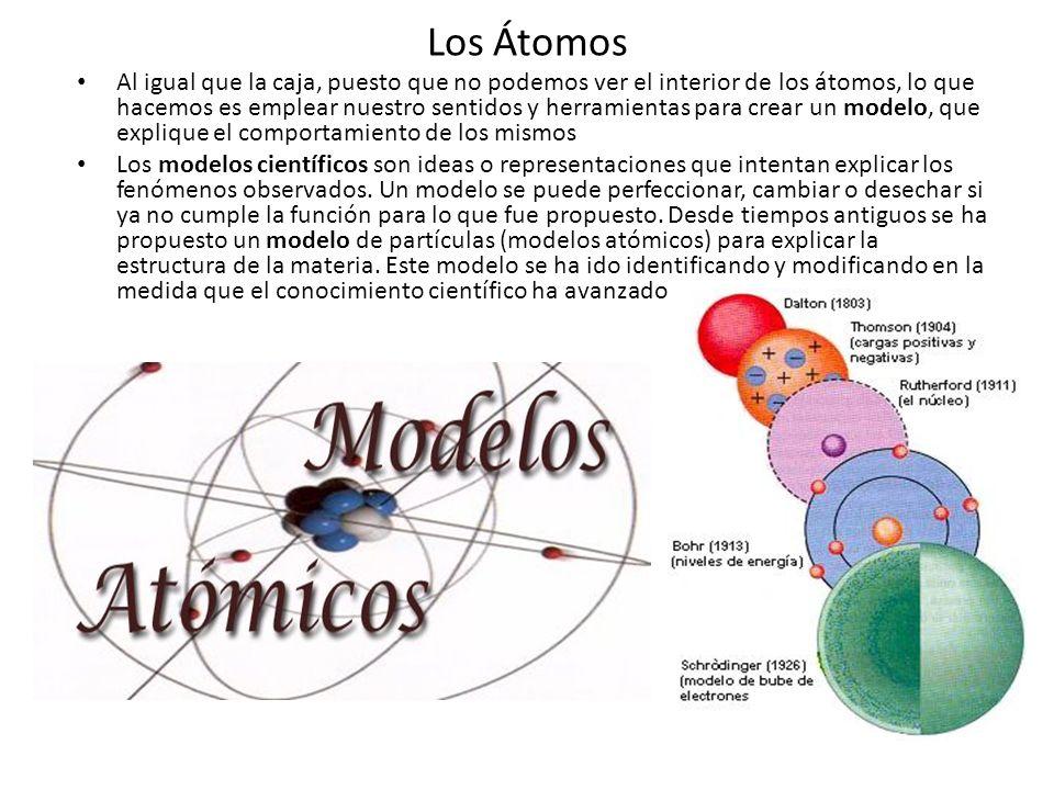 Los Átomos