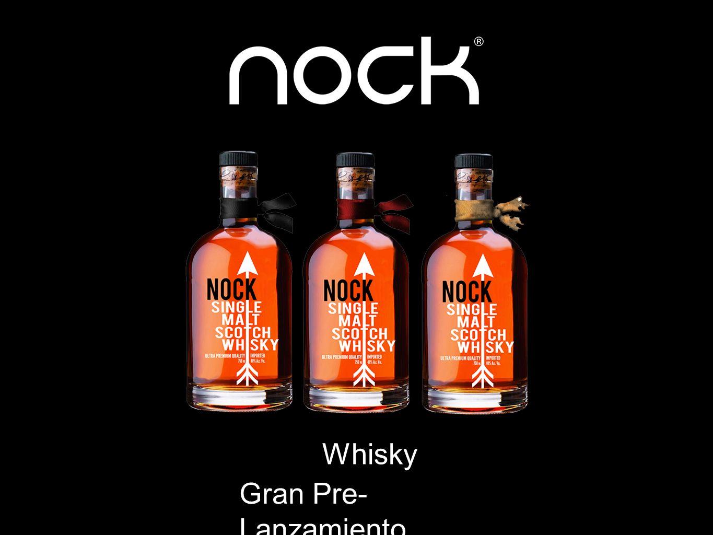 Whisky Gran Pre-Lanzamiento