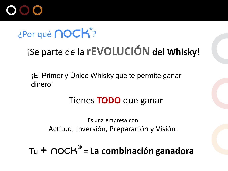 ¡Se parte de la rEVOLUCIÓN del Whisky!