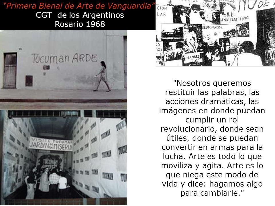 Primera Bienal de Arte de Vanguardia