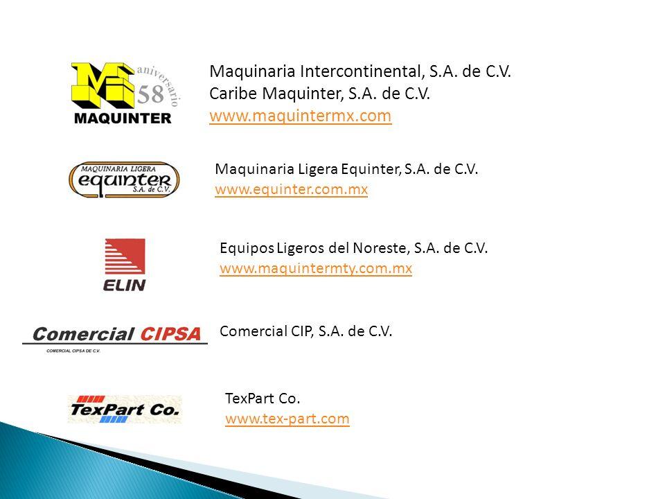 Compañías que conforman el Grupo MAQUINTER