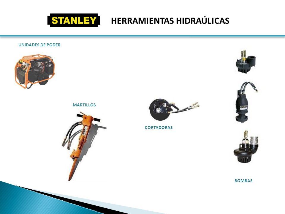 HERRAMIENTAS HIDRAÚLICAS