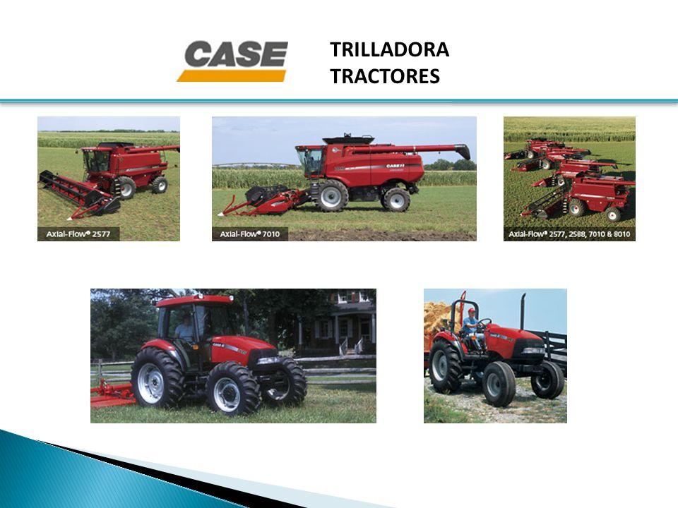 TRILLADORA TRACTORES
