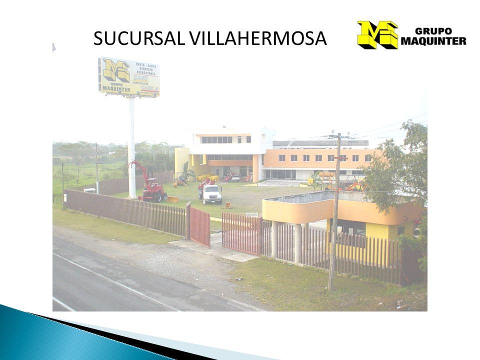 SUCURSAL VILLAHERMOSA
