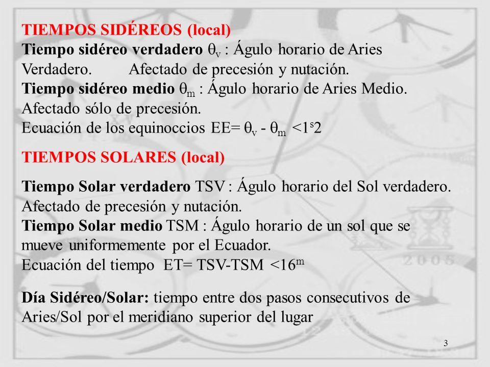 TIEMPOS SIDÉREOS (local)