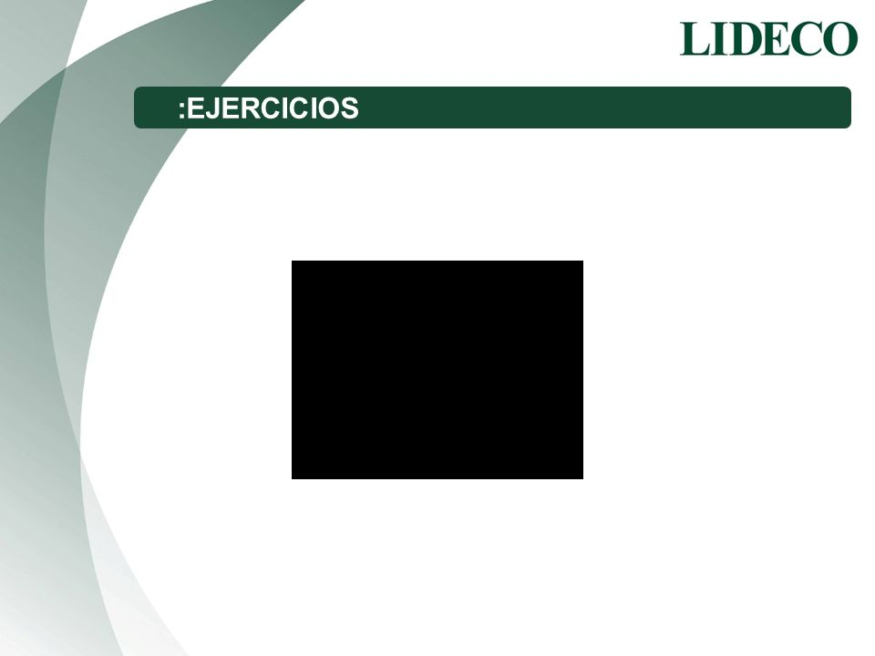 :EJERCICIOS