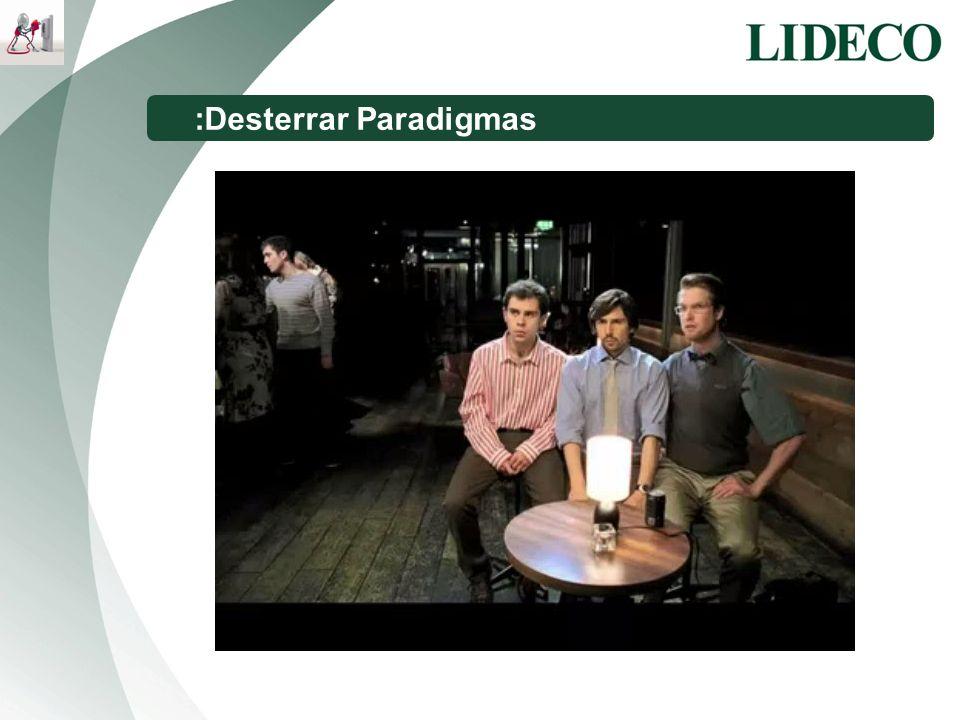 :Desterrar Paradigmas