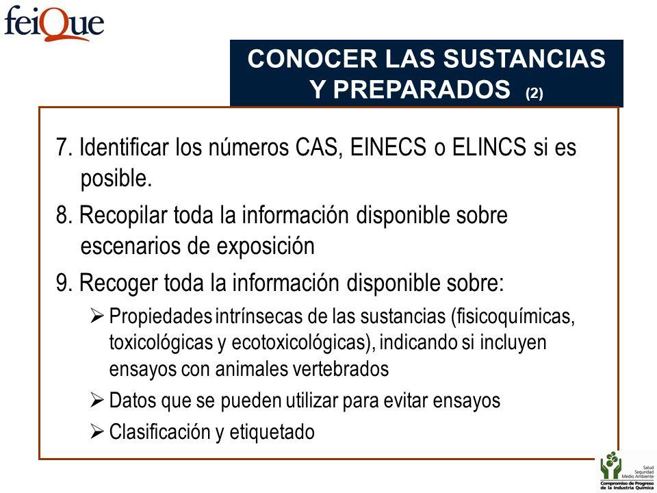 CONOCER LAS SUSTANCIAS Y PREPARADOS (2)
